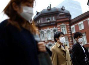 طوكيو.. خلال يوم واحد أكثر من 300 إصابة جديدة بكورونا