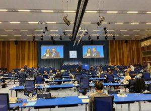 انتخاب ليبيا نائباً لرئيس المؤتمر العام للوكالة الدولية للطاقة الذرية