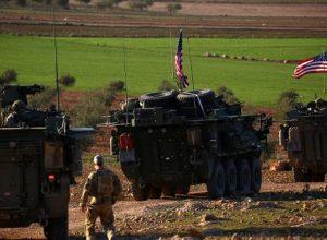 سوريا.. واشنطن تُرسل قوات ومدرعات لمواجهة روسيا
