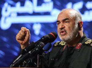 قائد الحرس الإيراني يصف وجود إسرائيل في الخليج بـ«الأمر الممتاز»