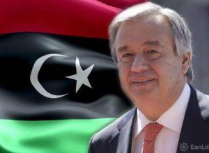 غوتيريش: سنبدأ مشاورات سريعة لتعيين مبعوث جديد لليبيا
