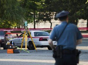 أمريكا.. الشرطة تستخدم طريقة عنيفة عند اعتقال مدير حملة «ترامب» السابق
