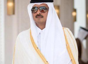 أمير قطر يُشن هجوما على إسرائيل  ويتحدث عن «ترتيبات لا تحقق السلام»