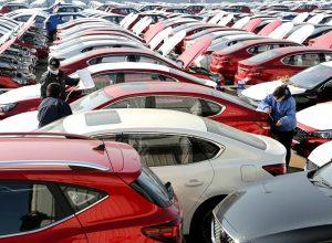 انخفاض مبيعات «السيارات» الجديدة بالسوق الأوروبي