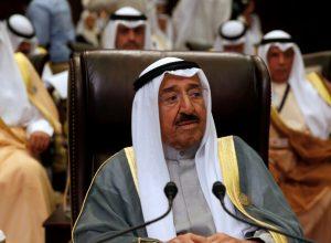 الكويت تُعلن وفاة أمير البلاد