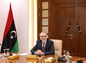 حث الشركات البريطانية على البحث عن فرص قطاع النفط والغاز الليبي