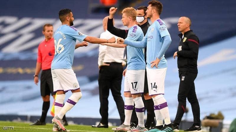 كورونا يُسجل إصابتين ضمن صفوف لاعبي «مانشستر سيتي»