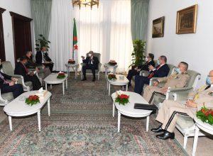 «أفريكوم» تُؤكد على دور الجزائر لضمان الأمن والسلم في المنطقة