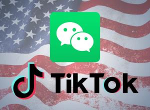 السلطات الأمريكية تحظر تطبيقي «تيك توك» و«وي تشات»