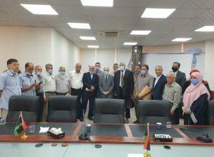 وزير التعليم يتعهد بحل مشكلة مرتبات المفتشين التربويين