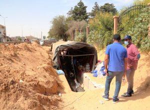 شركة الكهرباء: إصلاح إحدى الكوابل وتغذية أغلب مناطق طرابلس بالتيار الكهربائي