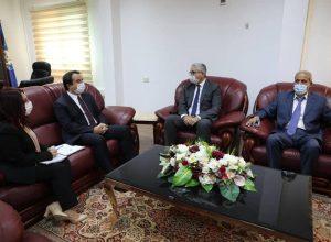داخلية «الوفاق» تبحث تعزيز التعاون الأمني مع تركيا