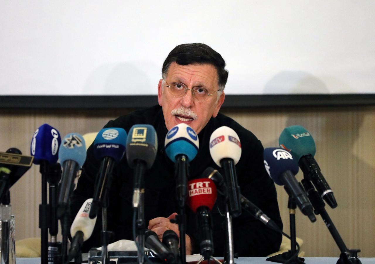أعضاء وقيادات المخابرات الليبية: «السراج» غير قادر على إدارة المرحلة