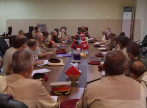 اجتماع برئاسة الأركان العامة لمناقشة الصعوبات والعراقيل