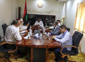 مجلس النواب يلتقي لجنة المصالحة على مستوى ليبيا
