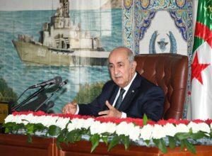 بعد إصابته بكورونا.. دخول رئيس الجزائر لوحدة متخصصة للعلاج واستقرار حالته