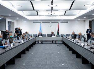 إيطاليا تُرحب باستئناف محادثات لجنة 5+5