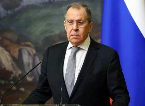 لافروف: مساعي روسية تركية لتقريب مواقف أطراف النزاع في ليبيا
