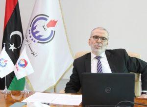 رئيس مؤسسة النفط يُشدّد على ضرورة محاربة ظاهرة الفساد المستشري