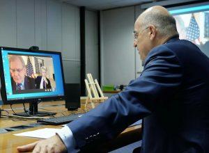 السفير الأمريكي يبحث مع اليونان سُبل دعم الحوار الليبي
