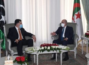 الرئيس الجزائري يُبدي استعداد بلاده للمساهمة في صيانة شبكة الكهرباء