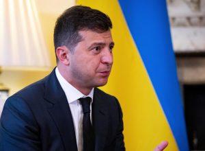زيلينسكي يُعلن استعداده لتجربة اللقاح الأوكراني ضد كورونا على نفسه