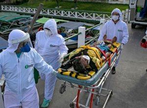 البرازيل تُسجل 10982 إصابة و230 وفاة جديدة بفيروس كورونا