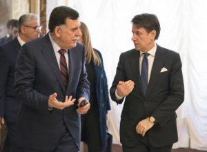 زيارة مرتقبة لـ«السراج» ووزيري الداخلية والخارجية إلى روما