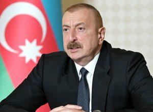 رئيس أذربيجان يُعارض تدويل النزاع في قره باغ