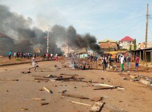 المحكمة الجنائية تُحذر من أعمال «العنف» في غينيا