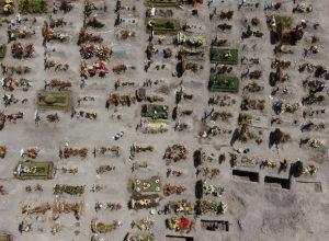 المكسيك.. العثور على 59 جثة في مقابر سرية بولاية «جواناخواتو»