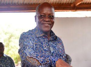 تنزانيا.. إعادة انتخاب «جون ماجوفولي» رئيساً للبلاد والمُعارضة تُندد