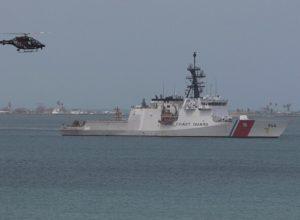 واشنطن تُرسل دوريات خفر السواحل إلى المحيط الهادئ بسبب «مضايقات» صينية