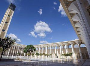 افتتاح «جامع الجزائر» 3 أكبر مسجد في العالم