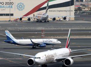 اتفاقية لخدمات النقل الجوي بين الإمارات وإسرائيل