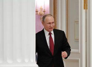 بوتين: بقاء الأمريكيين في أفغانستان لا يتعارض مع المصالح القومية لروسيا