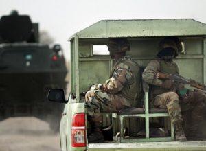 هجوم لمسلحين على قاعدة في «نيجيريا» و مقتل 14 عسكريا