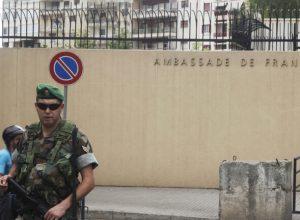 تسجيل اصابات كورونا بين موظفي السفارة الفرنسية «ببيروت»
