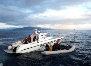 تركيا.. خفر السواحل بُنقذ 232 من طالبي «اللجوء»