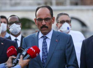 الرئاسة التركية تُدين حادثة الطعن بنيس الفرنسية