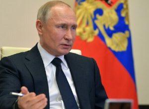 بوتين لا يُستبعد حدوث مشاكل جديدة في الاقتصاد العالمي بسبب كورونا