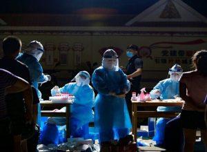 الصين تُسجل 13 إصابة جديدة جميعها من الخارج بفيروس كورونا