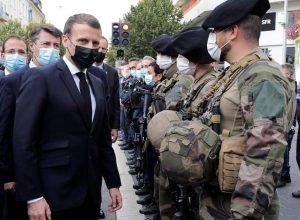 الرئيس الفرنسي ينشر مزيدًا من القوات ورفع درجة التأهب الأمني إلى أقصى مستوى