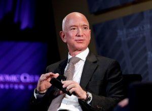 خسارة مُؤسس «أمازون» 6.8 مليار دولار في يوم واحد