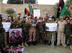 القوات المساندة تُطالب بتفعيل جهاز الحرس الوطني