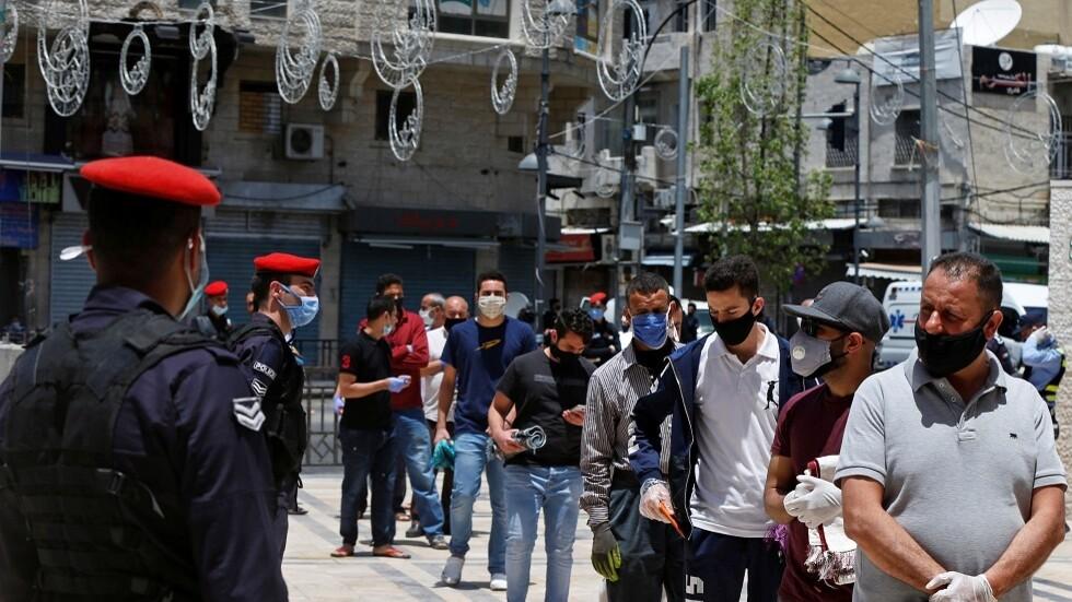 الأردن.. نشر الجيش في جميع المدن بسبب تفشي كورونا