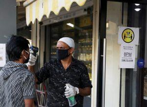 الإمارات.. تُسجل أعلى حصيلة لكورونا منذ تفشي الوباء
