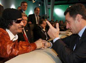 بسبب أموال القذافي.. اتهام ساركوزي بتشكيل عصابة إجرامية