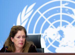 الكلمة الختامية للمبعوثة الأممية بالإنابة خلال الاجتماع الأول لملتقى الحوار السياسي