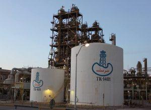 شركة «سرت» تُعلن وصول إنتاجها إلى 80 ألف برميل نفط يومياً